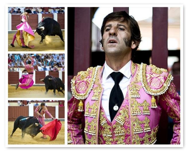 Juan José Padilla  (Jerez de la Frontera, Cádiz, 23 de mayo de 1973), conocido  como el «Ciclón de Jerez», es un torero que se destaca en la lidia de toros  Miura.Las fotos han sido tomadas por Chema Concello