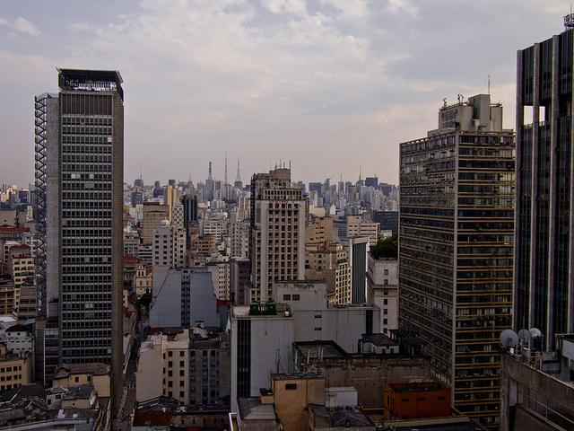 São Paulo, Brasil. Foto: Marcelo Druck Follow