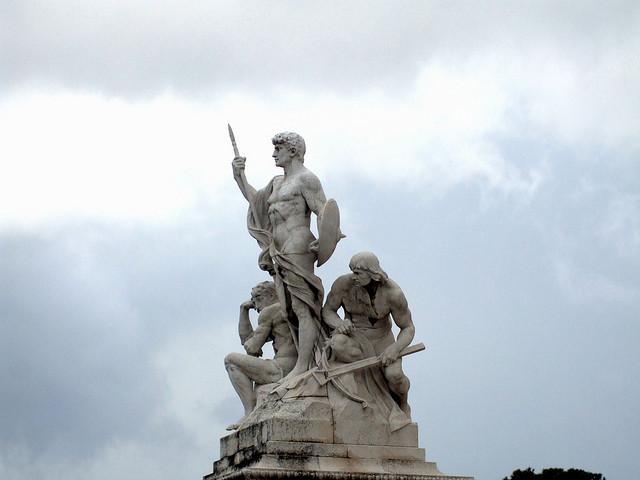 """Altare della patria"". Foto: Raffaele Birnardo"