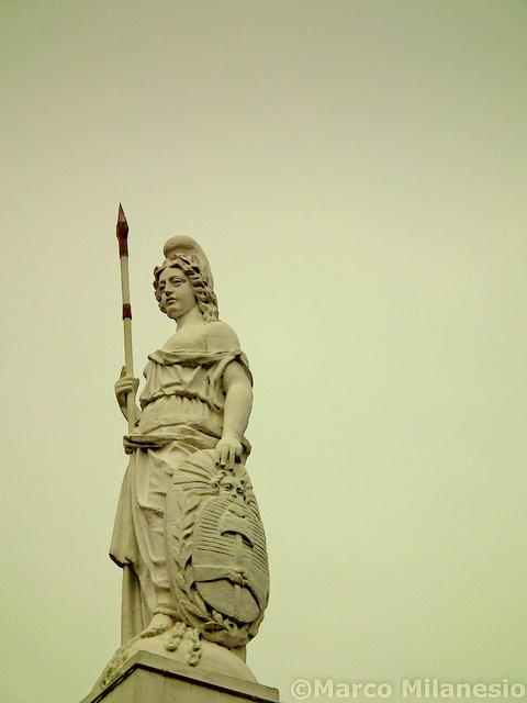 Escultura de la Libertad